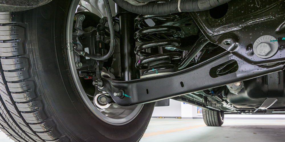 How to know your car has suspension problems