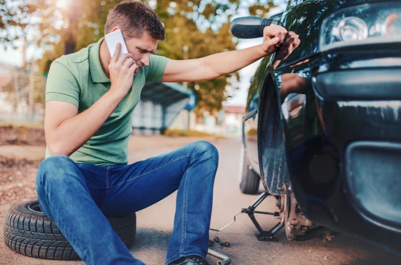 Common causes for your car breakdown